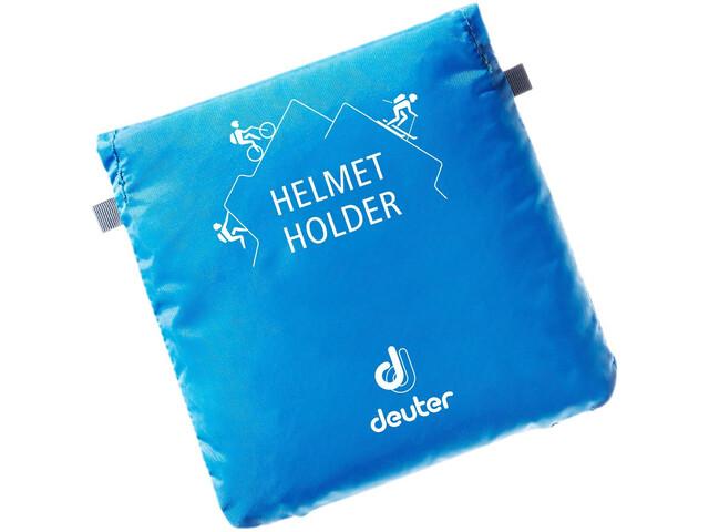 Deuter Helmet Holder, black